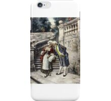 ANTONIO LONZA (ITALIAN, ) promise iPhone Case/Skin