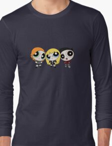 Buffy the Vampire Slayer Power Puff Long Sleeve T-Shirt