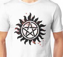 Demon Protection Tattoo Unisex T-Shirt