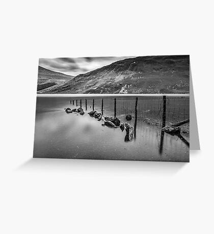 Lake District Tranquility Greeting Card