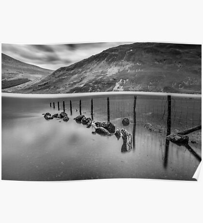 Lake District Tranquility Poster
