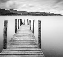 Lake District Jetty by Patricia Jacobs DPAGB LRPS BPE4