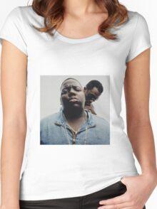 biggie Women's Fitted Scoop T-Shirt