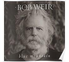 bob weir blue mountain Poster