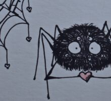 Spidey Loves You Sticker