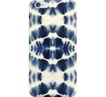 BOHEMIAN INDIGO BLUE iPhone Case/Skin
