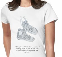 Come Back To Me Womens Fitted T-Shirt