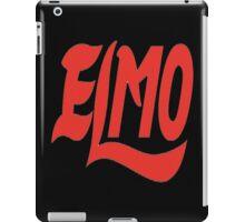 elmo font iPad Case/Skin