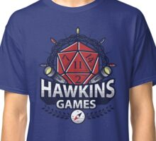Hawkins Games Classic T-Shirt