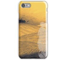 Cathy's Ghost on the Moors iPhone Case/Skin