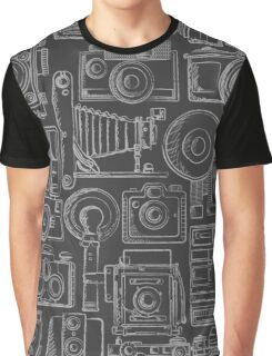 Paparazzi Grey Graphic T-Shirt
