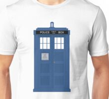 The Doctors TARDIS Unisex T-Shirt