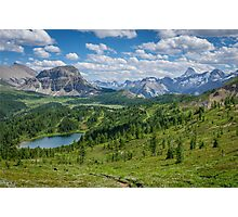 The Continental Divide Photographic Print