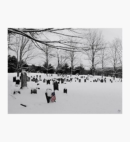 Never Forget Photographic Print