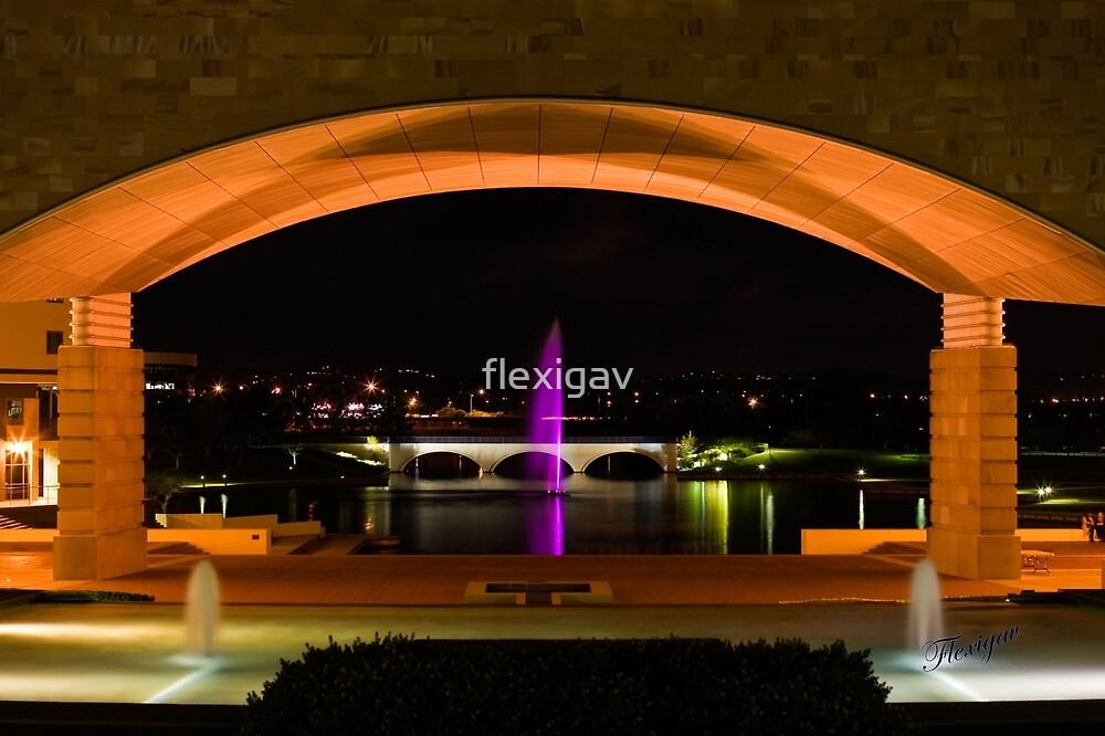 Warm Archway by flexigav