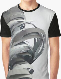 Twister Sculpture Graphic T-Shirt
