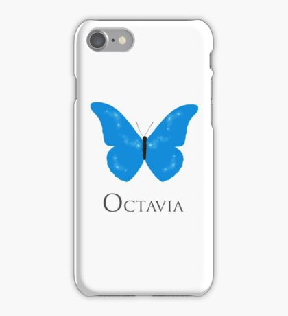 Octavia Object - The 100 iPhone Case/Skin