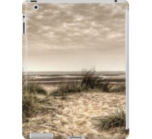 A Shadow Passes By iPad Case/Skin