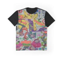 Key Bump Graphic T-Shirt