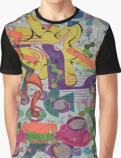 Key Bump Graphic T-Shirt