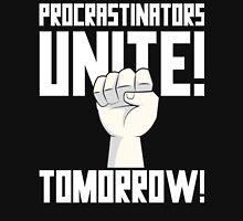 Procrastinators Unite Tomorrow T Shirt Classic T-Shirt
