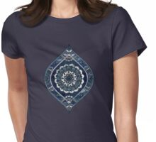 Just Before Dawn Womens Fitted T-Shirt