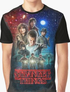 Stranger Things Graphic T-Shirt
