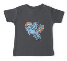 Mane Six Series ~ Rainbow Dash Baby Tee