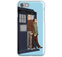 Doctor Tbbt iPhone Case/Skin