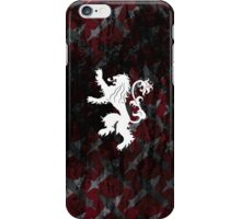 Game of Thrones - House Lannister iPhone Case/Skin