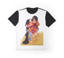 Dancing with her love Graphic T-Shirt