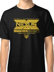 Blade Runner Nexus 6 Classic T-Shirt