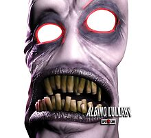 """Albino Lullaby - """"Cornelius"""" - Official Tote Bags by ApeLaw"""