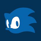 Sonic Team Logo by James Hall