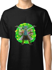 rick and morty 3 Classic T-Shirt