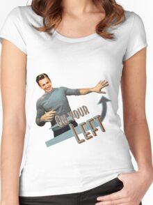 Stop Chris Evans 2k14 Women's Fitted Scoop T-Shirt