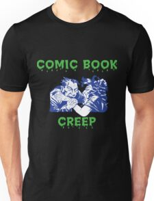 Comic Book Creep Unisex T-Shirt