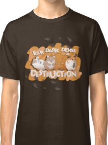 Danganronpa - Four Dark Devas of Destruction Classic T-Shirt