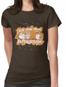 Danganronpa - Four Dark Devas of Destruction Womens Fitted T-Shirt