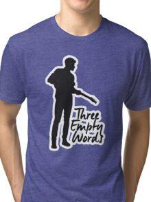 Shawn New August #2 Tri-blend T-Shirt