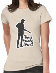 Shawn New August #2 Womens Fitted T-Shirt