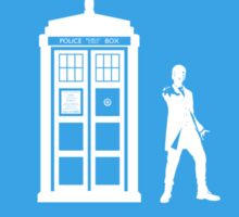 Mistery Box - The Doctor Sticker