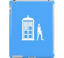 Mistery Box - The Doctor iPad Case/Skin