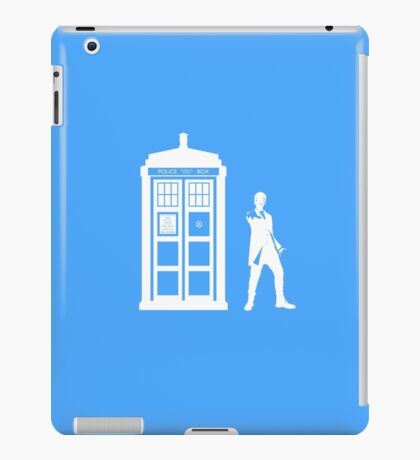 Mistery Box - The Doctor iPad Case/Skin