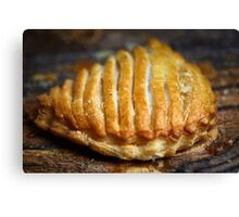 Sweet pastry Canvas Print