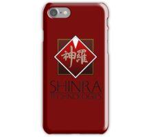 <FINAL FANTASY> Shinra Technologies iPhone Case/Skin