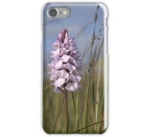Spotted Orchid,  Portnoo, Co. Donegal iPhone Case/Skin
