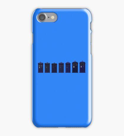The Box Evolution 1 iPhone Case/Skin