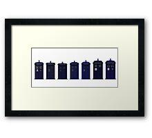 The Box Evolution 1 Framed Print