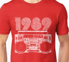 1989 Boombox Unisex T-Shirt